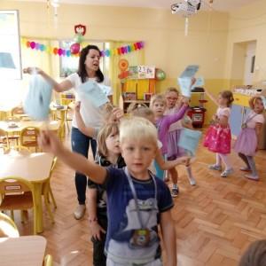 Obrazek newsa Świętujemy Dzień Przedszkolaka- grupa 5.