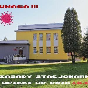 Obrazek newsa Zasady stacjonarnej opieki w przedszkolu od dnia 18.05