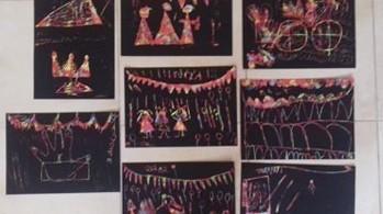 Obrazek galerii ''W karnawale same bale'' - grupa 6.