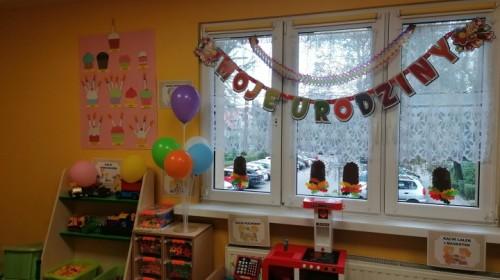 Obrazek galerii Nasze urodziny w grupie 6