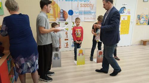 Obrazek galerii Mały Mistrz Szachowy 2019