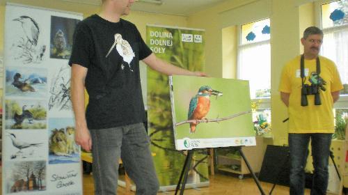 Obrazek galerii Spotkanie z Ornitologami - warsztaty ornitologiczne