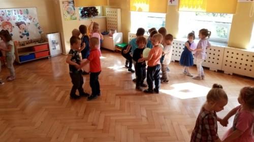 Obrazek galerii Dzień przedszkolaka w grupie 3.