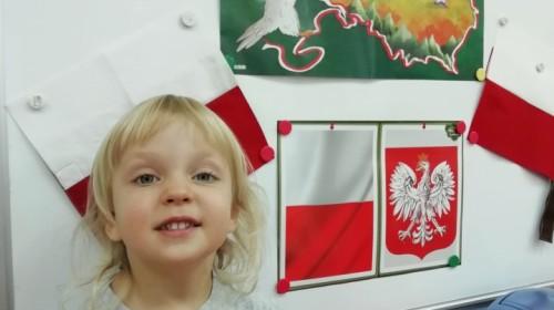 Obrazek galerii 11 listopada w grupie Maluszków.