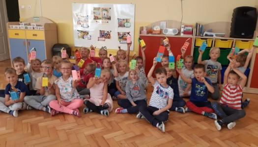 Obrazek newsa Nowy rok szkolny rozpoczęty- grupa 5.