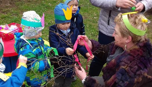 Obrazek newsa Przywitanie Wiosny w Naszym Przedszkolu