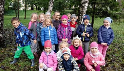Obrazek newsa Jesień w ogrodzie- grupa 5.
