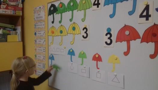 Obrazek newsa ''Jesienna matematyka'' w grupie 6.