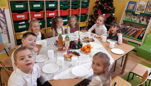 Obrazek newsa Wigilia w przedszkolu
