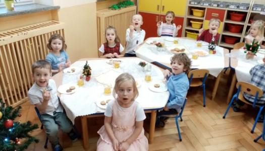 Obrazek aktualności Wigilia przedszkolna- grupa 3.