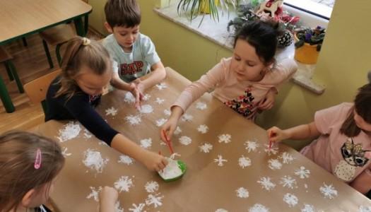 Obrazek newsa ''Wywołujemy zimę!'' - grupa 4.