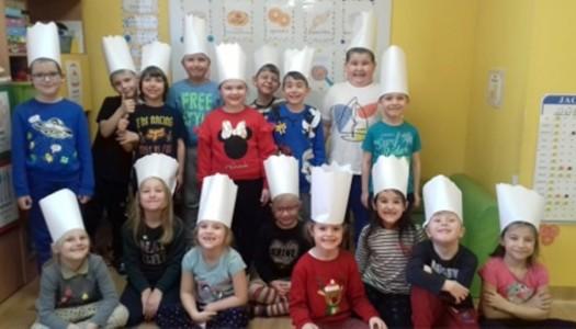 Obrazek aktualności ''Jesteśmy samodzielni w kuchni'' - grupa 6.