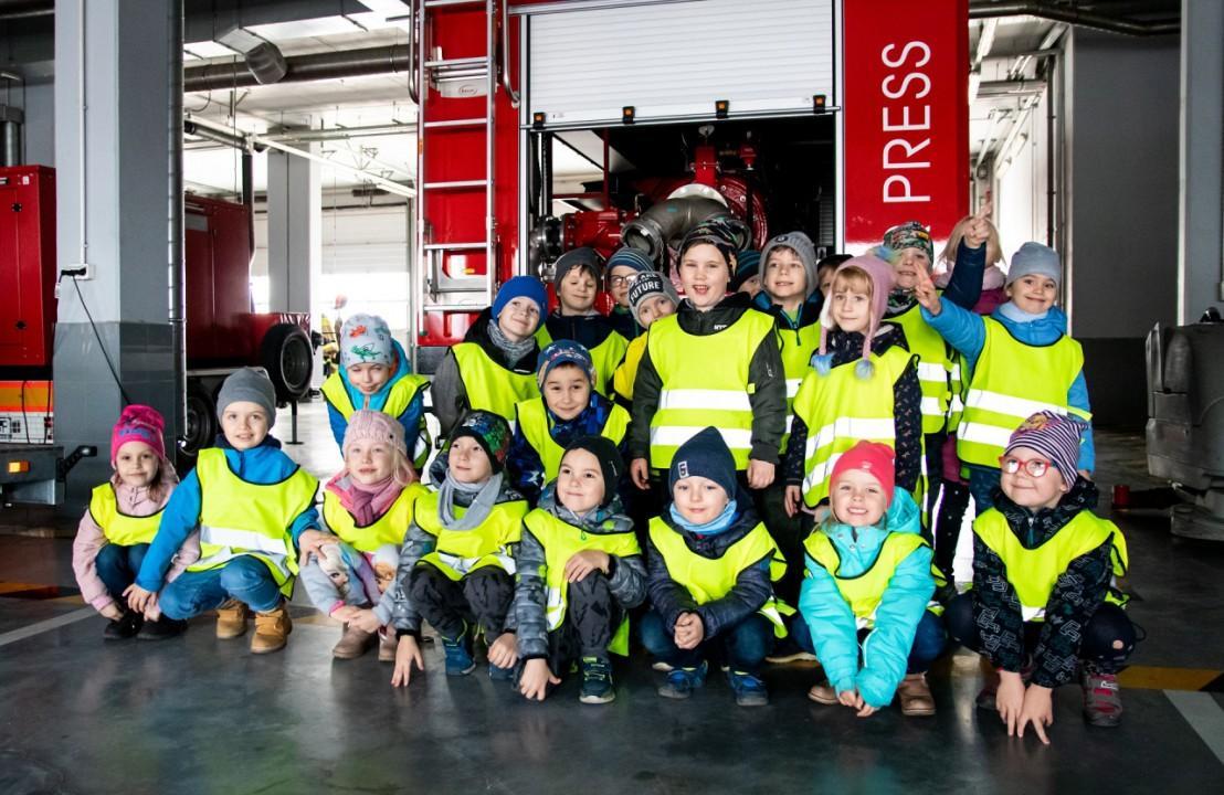 Obrazek newsa Dzielni jak strażacy!