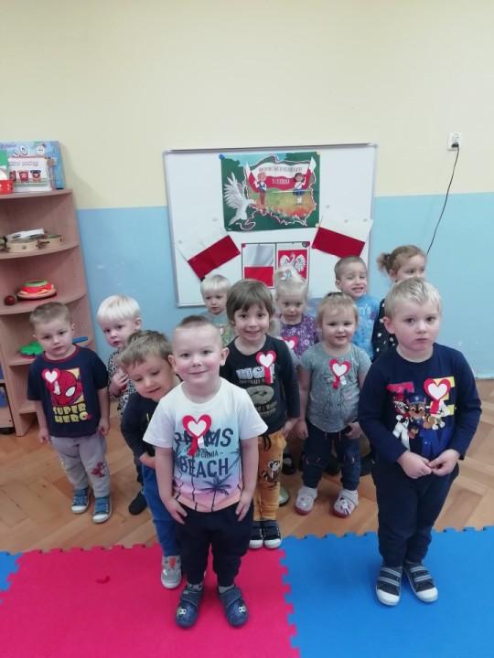 Obrazek newsa 11 listopada w grupie Maluszków.